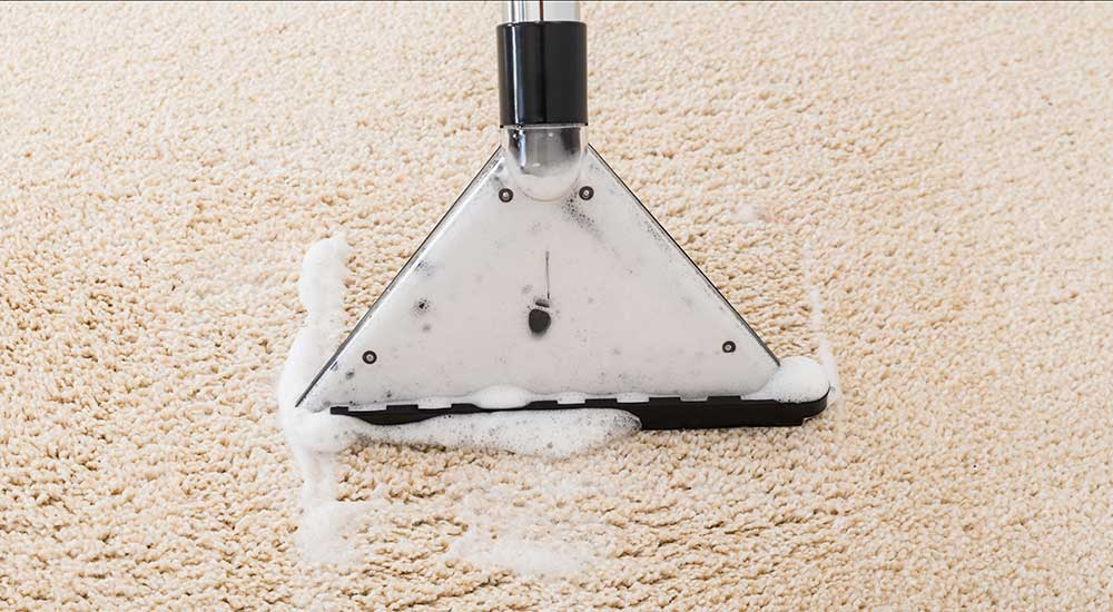 residential carpet cleaning machine